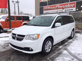 New 2019 Dodge Grand Caravan PREM PLUS / DVD / POWER SEAT / BACK UP CAM for sale in Milton, ON