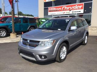 New 2019 Dodge Journey SXT / NAV / POWER SEAT / REMOTE START / HANDS-FREE for sale in Milton, ON