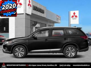 New 2020 Mitsubishi Outlander GT  - Sunroof -  Leather Seats for sale in Mount Hope (Hamilton), ON