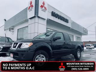 Used 2014 Nissan Frontier S   - Bluetooth - EXTENDED CAB for sale in Hamilton, ON