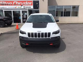 New 2020 Jeep Cherokee Trailhawk 4X4 for sale in Milton, ON