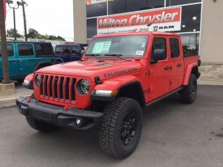 New 2020 Jeep Gladiator RUBICON LAUNCH EDITION / LEASE FOR $280BW, 39MTHS, for sale in Milton, ON