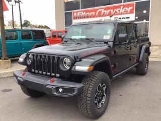 New 2020 Jeep Gladiator RUBICON 4X4 / LEASE FOR $280 BW, 39 MTHS, $2200 DO for sale in Milton, ON