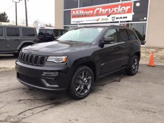 New 2020 Jeep Grand Cherokee LIMITED X / PANO ROOF / LEATHER / REMOTE START / N for sale in Milton, ON
