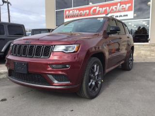 New 2020 Jeep Grand Cherokee LIMITED X / PARK ASSIST / POWER LIFTGATE / HEATED for sale in Milton, ON