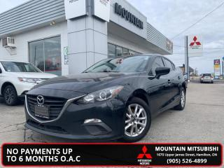 Used 2015 Mazda MAZDA3 GS  - Bluetooth - Balance of Factory Warranty for sale in Hamilton, ON