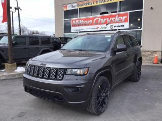 New 2020 Jeep Grand Cherokee ALTITUDE 4X4 / ALL-WEATHER GRP / SAFETY AND CONVEN for sale in Milton, ON