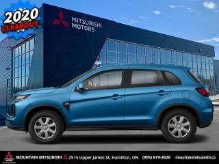 New 2020 Mitsubishi RVR SE  - Heated Seats -  Android Auto for sale in Mount Hope (Hamilton), ON