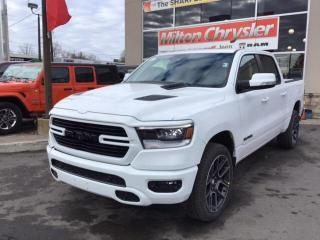 New 2020 RAM 1500 SPORT CREW 4X4 / ROOF / NAV / LEVEL 2 / ADV SAFETY for sale in Milton, ON