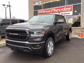 New 2020 RAM 1500 BIG HORN CREW 4X4 / SPORT HOOD / LEVEL 2 for sale in Milton, ON