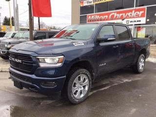 New 2020 RAM 1500 BIG HORN NORTH EDITION CREW 4X4 / NAV / SPORT APP for sale in Milton, ON