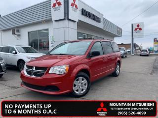 Used 2012 Dodge Grand Caravan SE/SXT  -  - Air - Rear Air - $31.40 /Wk for sale in Hamilton, ON