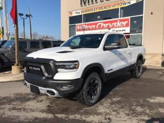 New 2020 RAM 1500 REBEL 4X4 / LEATHER / LEVEL 1 / HEMI / REMOTE STAR for sale in Milton, ON