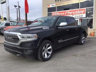 New 2020 RAM 1500 LIMITED CREW 4X4 / ROOF / HEAT & VENT SEATS / HARM for sale in Milton, ON