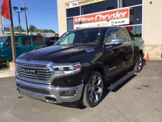 New 2020 RAM 1500 LONGHORN CREW 4X4 / PANO ROOF / LEVEL 1 / AIR SUSP for sale in Milton, ON