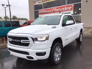 New 2020 RAM 1500 BIG HORN 4X4 / NAV / LEVEL 2 / OFF-ROAD GRP for sale in Milton, ON