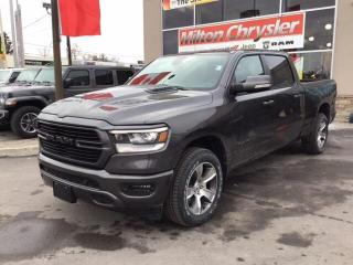 New 2020 RAM 1500 SPORT CREW 4X4 LONGBOX / LEVEL 2 / 12 INCH NAV / H for sale in Milton, ON