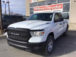 New 2020 RAM 1500 TRADESMAN 4X4 / BLUETOOTH / HITCH / BACK UP CAM for sale in Milton, ON