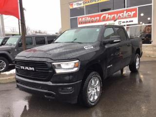 New 2020 RAM 1500 BIG HORN CREW 4X4 / LEVEL 2 / PANO ROOF / HEMI for sale in Milton, ON