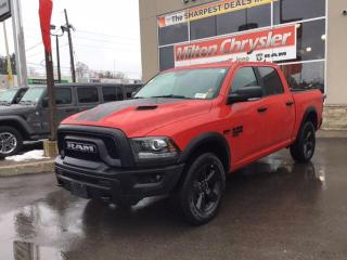 New 2020 RAM 1500 Classic WARLOCK CREW 4X4 / LUXURY GRP / SUNROOF / SPORT HO for sale in Milton, ON