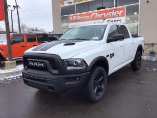 New 2019 RAM 1500 Classic WARLOCK 4X4 CREW V8 / NAV / LUXURY GRP / ELECTRONI for sale in Milton, ON