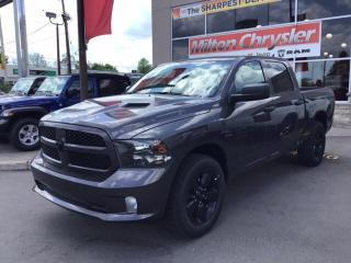New 2020 RAM 1500 Classic EXPRESS CREW 4X4 / SPORT HOOD for sale in Milton, ON