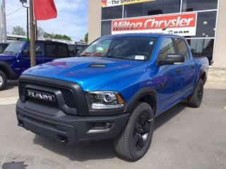 New 2020 RAM 1500 Classic WARLOCK CREW 4X4/LUXURY GRP/ HEMI for sale in Milton, ON