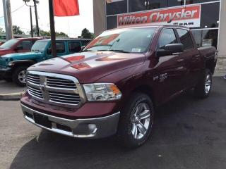 New 2019 RAM 1500 Classic SLT PLUS CREW 4X4/RAMBOX/NAV/BLUETOOTH/BACK UP CAM for sale in Milton, ON