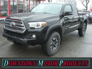 Used 2016 Toyota Tacoma TRD Off Road SR5 4X4 Access Cab for sale in London, ON