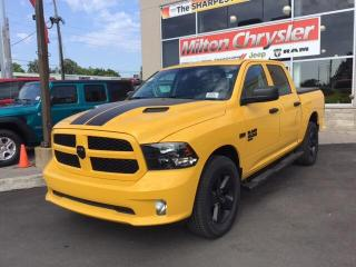 New 2019 RAM 1500 Classic 1500 CREW STINGER YELLOW SPORT PKG/BLACK SIDE STEP for sale in Milton, ON