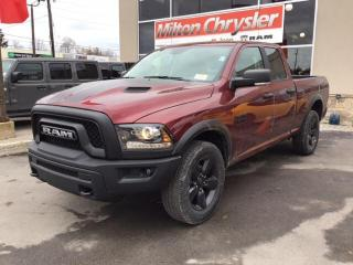 New 2020 RAM 1500 Classic WARLOCK 4X4 / SPORT HOOD / LUXURY GRP for sale in Milton, ON
