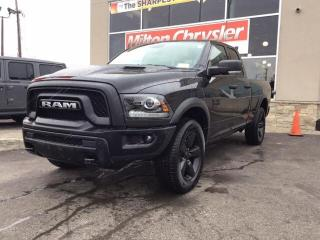 New 2020 RAM 1500 Classic WARLOCK 4X4 V6 / HEATED STEERING / REMOTE START for sale in Milton, ON