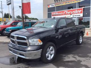 New 2019 RAM 1500 Classic SLT CREW 4X4 / NAV/  LUXURY GRP / 20 INCH WHEELS for sale in Milton, ON