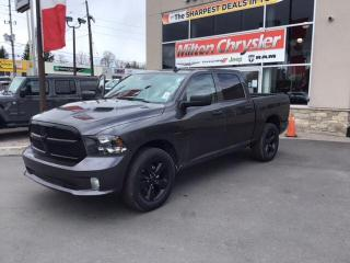 New 2020 RAM 1500 Classic NIGHT EDITION CREW 4X4/SUB ZERO PKG/HEMI for sale in Milton, ON