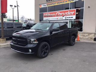 New 2020 RAM 1500 Classic NIGHT EDITION CREW 4X4/SUBZERO PKG/HEMI for sale in Milton, ON