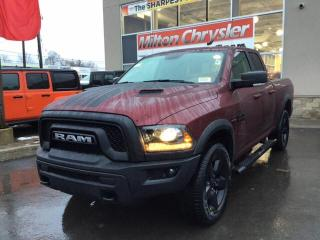 New 2019 RAM 1500 Classic WARLOCK 4X4/RAMBOX/NAV/SPORT HOOD/LUXURY GRP for sale in Milton, ON