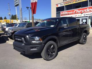New 2020 RAM 1500 Classic WARLOCK CREW 4X4/LUXURY GRP for sale in Milton, ON