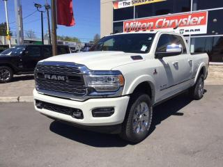 New 2020 RAM 2500 CREW LIMITED 4X4/CUMMINS DEISEL/SUNROOF for sale in Milton, ON