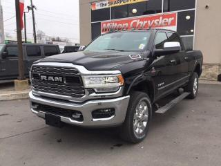 New 2020 RAM 2500 Crew 4X4 / NAV / DIESEL / SUNROOF / SNOW CHIE Limited for sale in Milton, ON