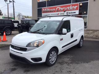 New 2020 RAM ProMaster City CARGO VAN SLT WITH NAVIGATION for sale in Milton, ON