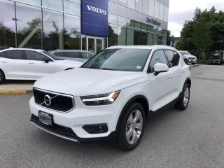 New 2020 Volvo XC40 T5 Momentum for sale in Surrey, BC