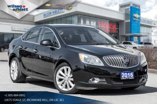 Used 2016 Buick Verano Leather Edition for sale in Richmond Hill, ON