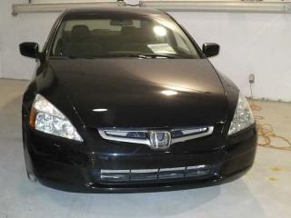 Used 2004 Honda Accord SEDAN 4 DR for sale in Montreal, QC