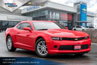 Used 2015 Chevrolet Camaro LS for sale in Richmond Hill, ON