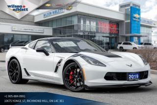 Used 2019 Chevrolet Corvette Grand Sport 1LT for sale in Richmond Hill, ON