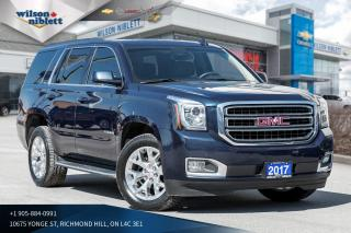 Used 2017 GMC Yukon SLT for sale in Richmond Hill, ON