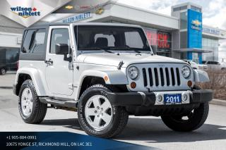 Used 2011 Jeep Wrangler Sahara for sale in Richmond Hill, ON