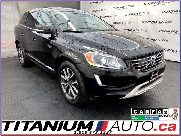 2016 Volvo XC60 AWD+Camera+Pano Roof+Blind Spot+Adaptive Cruise+