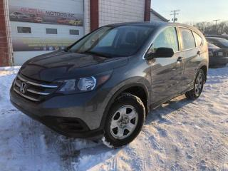 Used 2014 Honda CR-V LX for sale in Saskatoon, SK