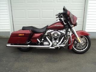 Used 2009 Harley-Davidson Street Glide for sale in Truro, NS